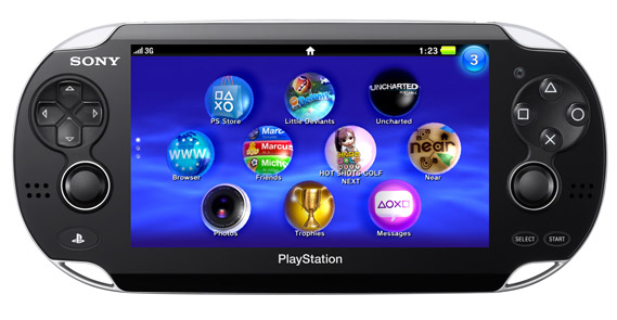 ngp psp2 Sony anuncia PlayStation Suite para terminales Android