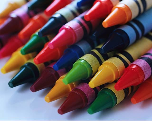 C mo reciclar l pices de colores - Colores para reciclar ...