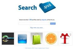 search psd