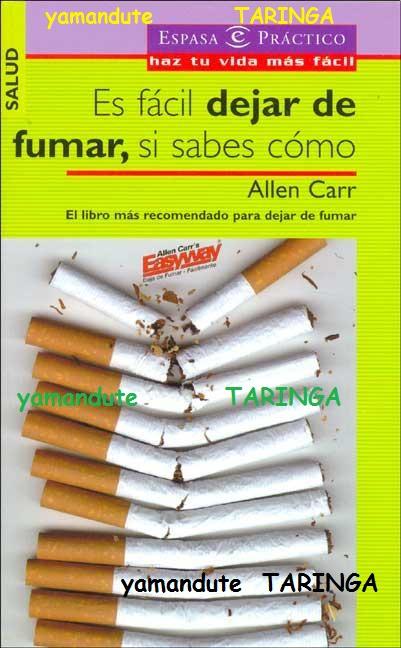 Como dejar fumar por medio del complot