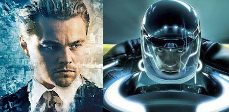 Inception / TRON: Legacy