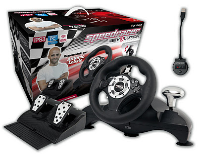 Utilizais mando o volante para jugar al F1? [+1]