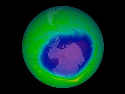 El agujero en la capa de ozono sigue ahí Nasa-agujero-capa-ozono-noveno-grande-historia_1_933665