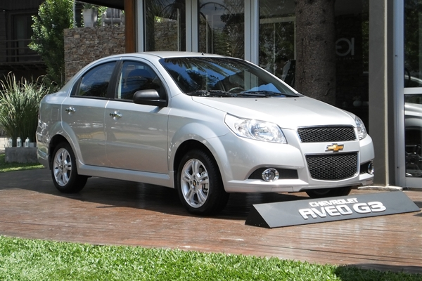 Nuevo Chevrolet Aveo G3 Presentacin En La Argentina