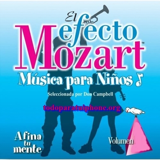 Efecto Mozart - Wikipedia, la enciclopedia libre