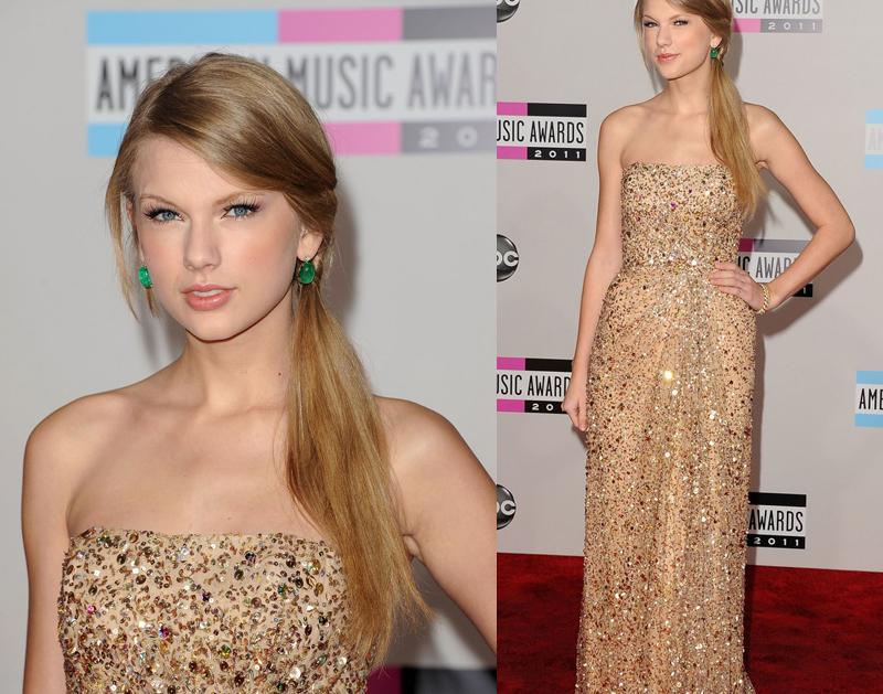 e88463eb6 ¿Qué vestidos fueron los mejores de los Premios AMA s