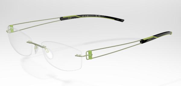 Gafas con montura de titanio Silhouette