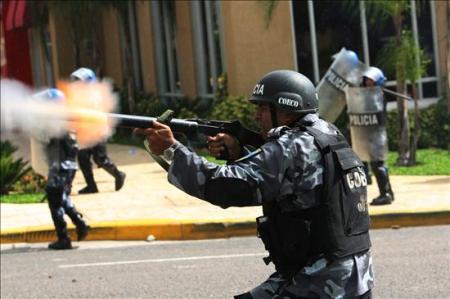 Honduras, se creará unidad para investigar a policías corruptos