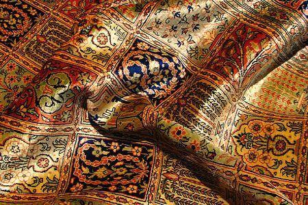 exposici n de alfombras iran es en atenas