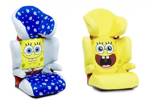 Sillas de seguridad infantil para coche bob esponja for Sillas seguridad coche
