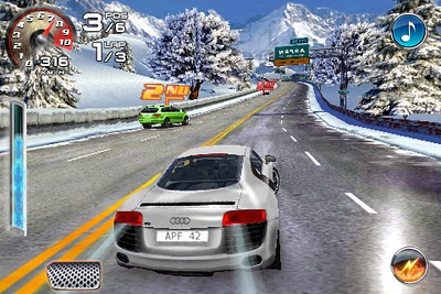 Asphalt 5 Para Iphone Ipad Ipodtouch Y Android
