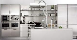 Estilo industrial para el diseño de tu cocina