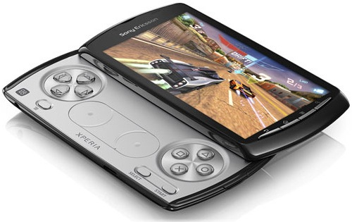 Xperia PLAY Sony Ericsson Xperia PLAY, certificado PlayStation