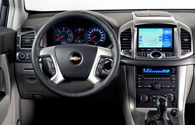 Home » Chevrolet Captiva 2014 Colombia