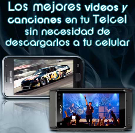 Telcel Ideas Streaming Telcel Ideas Streaming