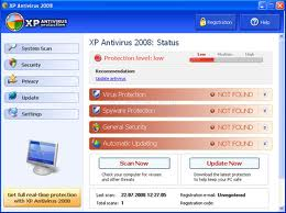 Vista Anti virus 2011