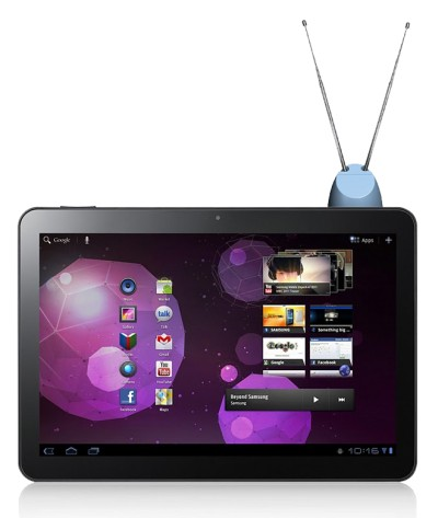 Samsung TabBunny Samsung Galaxy Tab 10.1 y S II tendrán TV por streaming