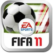 fifa 11 iphone Fifa 11 para iPhone con multiplayer