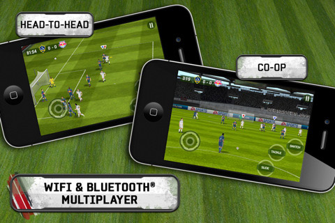 fifa11 multiplayer Fifa 11 para iPhone con multiplayer