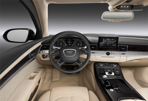 Audi A8 Security 2011