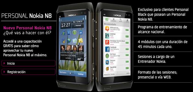 capacitaci n para usar el nokia n8 rh globedia com Nokia X7 Nokia N9