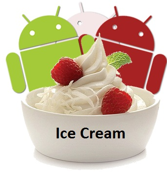 android ice cream Android 2.4
