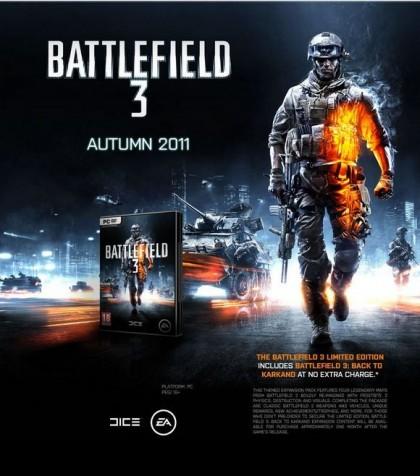[Aporte] MegaPost Battlefield 3 (Informacion/Noticias)