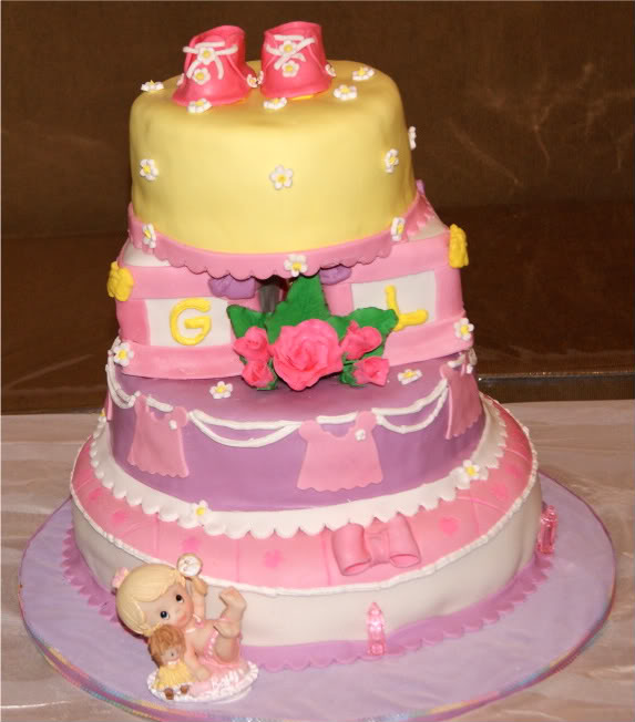 Moldes de torta en goma eva baby shower - Imagui