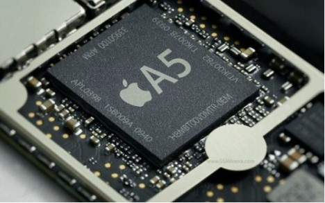 apple A5 Chip 468x293 iPhone 5 tendría procesador dual core
