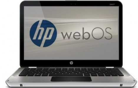 hp webos pc 468x298 Todas las PC de HP tendrán webOS en 2012