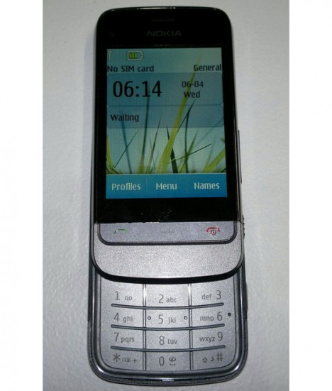 Nokia X3 Touch and Type slider 468x551 Se habr�a filtrado un nuevo Nokia Touch and Type