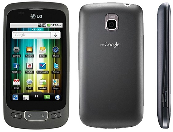 LG optimus one actualizacion android LG Optimus One obtendrá Android 2.3 en mayo