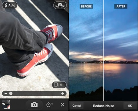 Adobe Photoshop Express 2.0 iOs iPhone 4 468x375 Photoshop Express 2.0 para iPhone y iPad