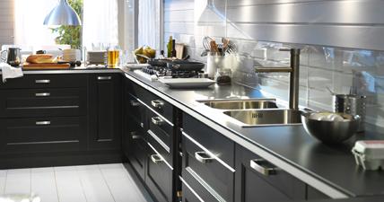 Materiales para tus muebles de cocina for Materiales de cocina