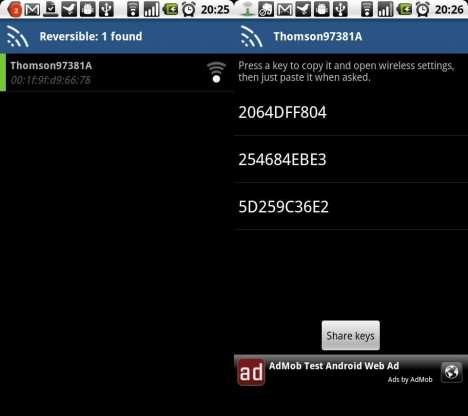 Penetrate Android 468x416 Penetrate para Android