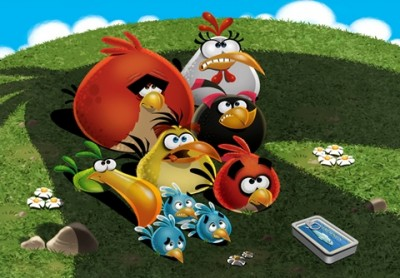 angry birds ps3 400x278 Angry Birds para Windows Phone 7 en abril