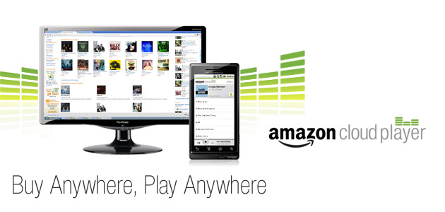 amazon cloud player Amazon Cloud Player para Android