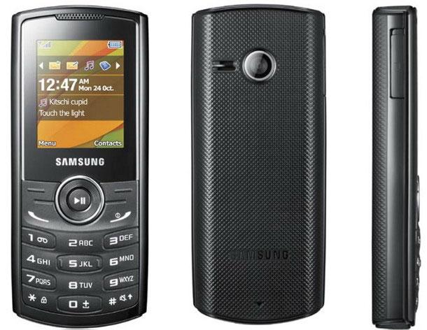 samsung e2230 Samsung E2230, con una autonomía de 27 días