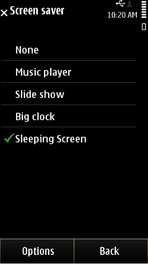 Sleeping Screen Nokia Sleeping Screen, para darle vida a la alarma de tu celular