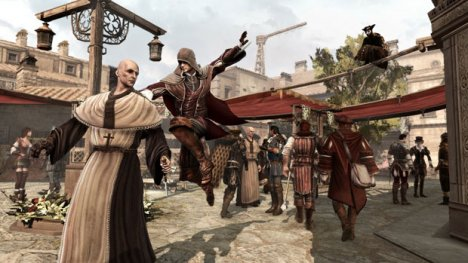 Assassins Creed La Hermandad Multiplayer