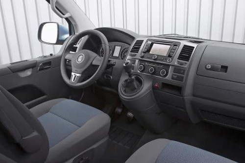 Salón de Ginebra 2011: VW Multivan BlueMotion