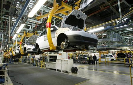 Sector automobilístic espanyol