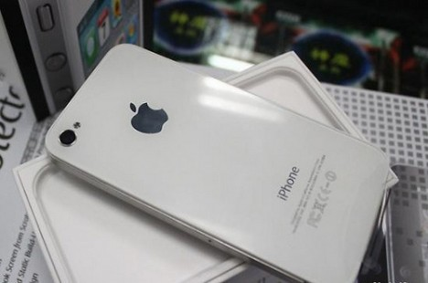 iphone4 whitesinalg2 468x310 ¿iPhone 4 blanco finalmente a la venta?