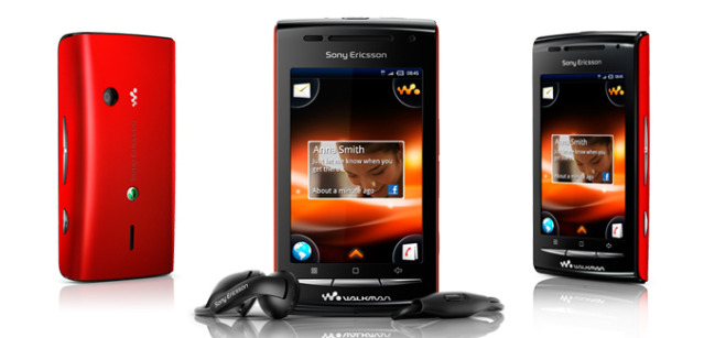 w8 see the product 6 Sony Ericsson Walkman W8 con Android ya esta disponible