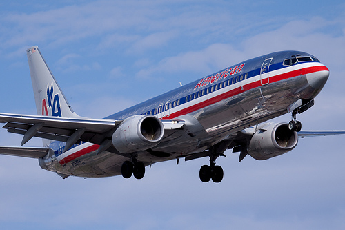 American Airlines Boeing 737-800