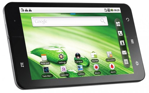 zte light pro Movistar presenta la ZTE Light Pro, una tablet al alcance de todos