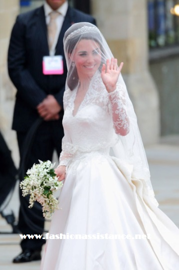 El Vestido De Novia De Kate Middleton Que Decepciona Es De