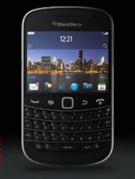 BlackBerry Bold Touch 9930 Videos tutoriales de BlackBerry Bold Touch 9930