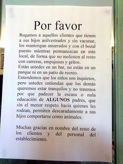 Spanish bar antes que el deber est el beber - Libro 21 dias para tener tu casa en orden ...