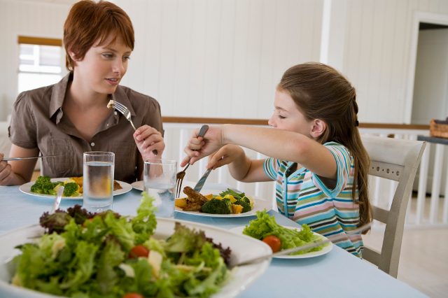 La importancia de comer acompa ados editado y con algo for Q hago de comer